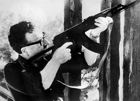 Extractos de los discursos de Salvador Allende y otros