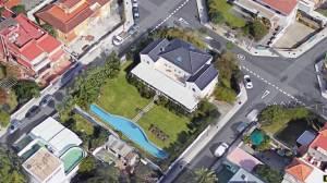 La vivienda, de 1.200 metros cuadrados, está ubicada en una de las zonas más lujosas de Las Palma