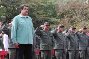 Maduro y su chimichanga