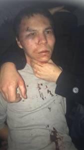 El terrorista islamista Abdulgadir Masharipov