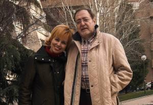 Emma y Antonio Ozores