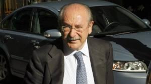 El expresidente de Sacyr Vallehermoso Luis del Rivero