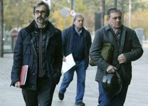 Jordi Pujol Ferrusola (d), primogénito del expresidente de la Generalitat y mafioso reconocido